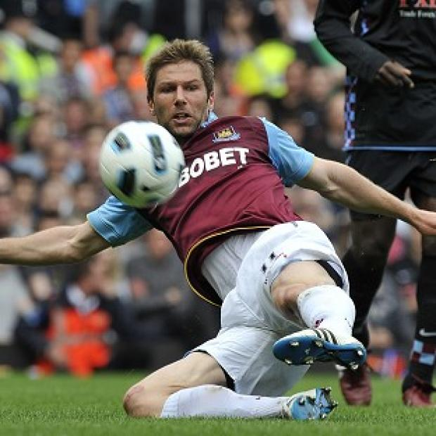 Thomas Hitzlsperger has previously had spells in England with Aston Villa and West Ham