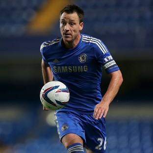 It was an unhappy return to the Chelsea side for John Terry