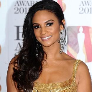 Alesha Dixon is one of the faces of the Poppy Appeal 2012