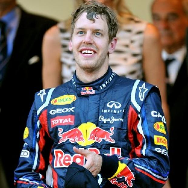 Sebastian Vettel led for the entire race as he won the Indian Grand Prix