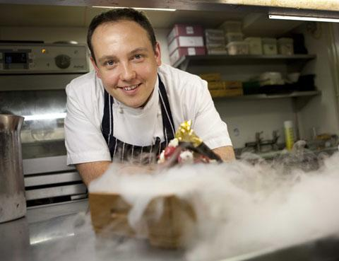 'EXCITING TIMES': Star Gwent chef, James Sommerin, formerly of The Crown at Whitebrook