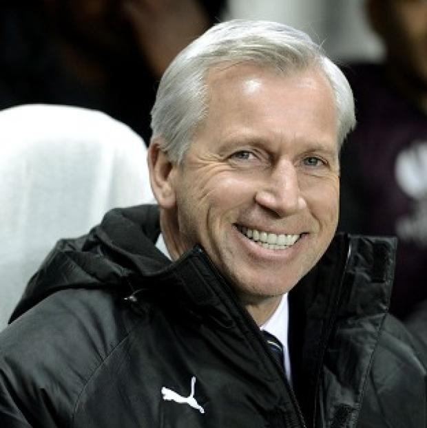 Alan Pardew admitted his team rode their luck in the 2-1 victory over West Brom