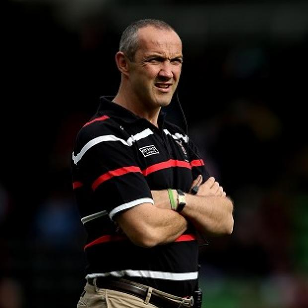 Conor O'Shea was relieved to win despite a below-par performance
