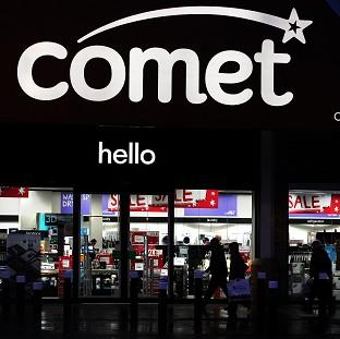 Electricals chain Comet has confirmed plans for it to be placed into administration next week
