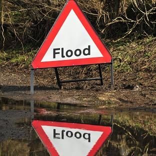 Flood warnings for Gwent rivers