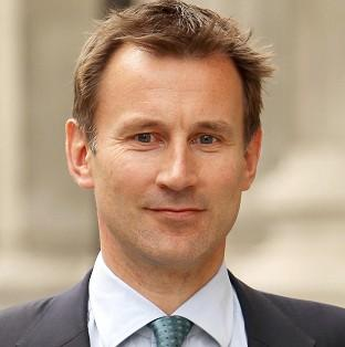 Health Secretary Jeremy Hunt has set out a series of goals to improve the nation's health through the first NHS Mandate