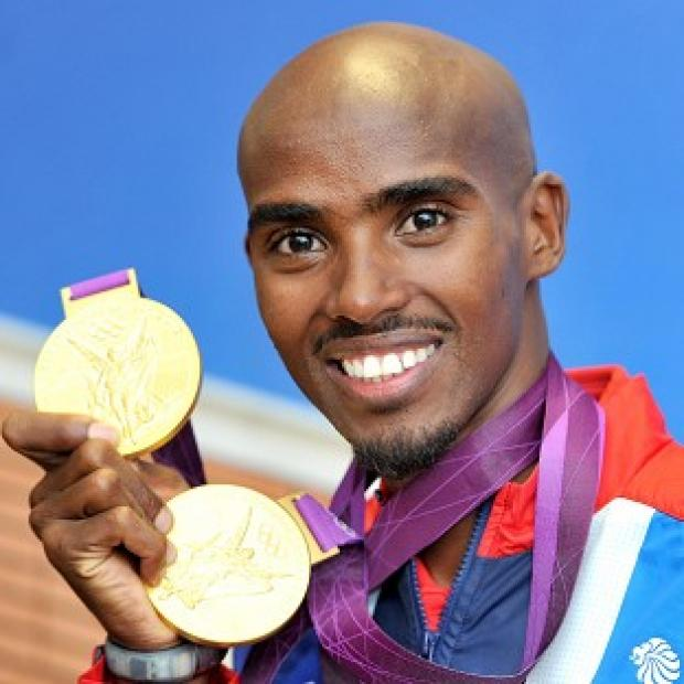 Free Press Series: Mo Farah said it will be nice to 'compete in a different environment' when he takes part in the BBC's Superstars