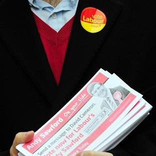 Free Press Series: Labour has had a solid poll lead in the Corby by-election, which was caused by the resignation of Tory MP Louise Mensch