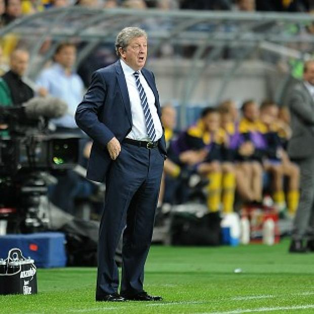 Roy Hodgson saw reasons to be positive in England's defeat to Sweden