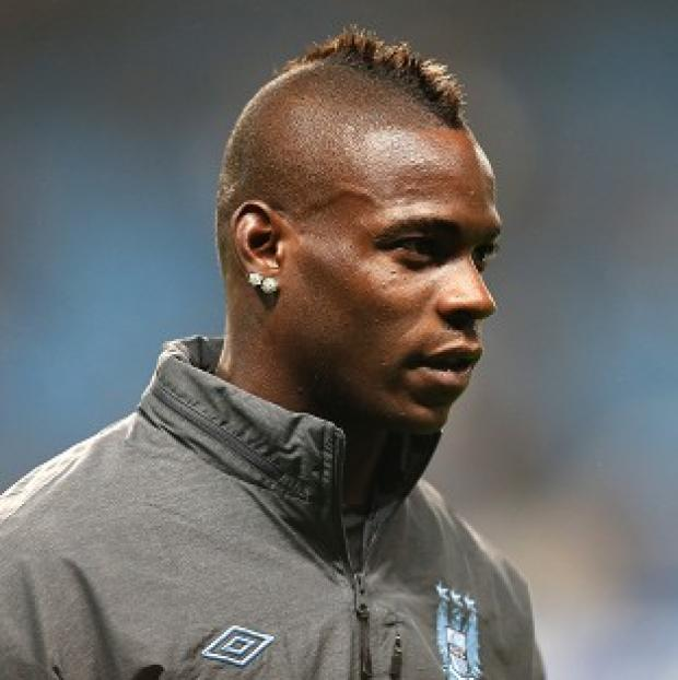 Mario Balotelli is not fulfilling his potential according to his manager
