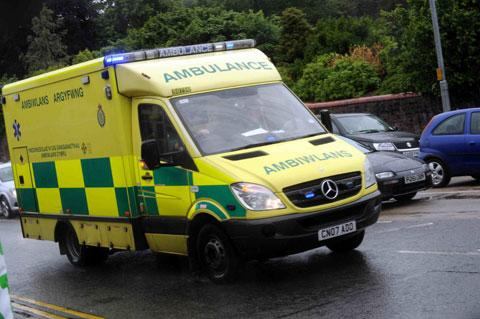 Free Press Series: Warning of confusion if word  'ambulance' is not in name of ambulance service