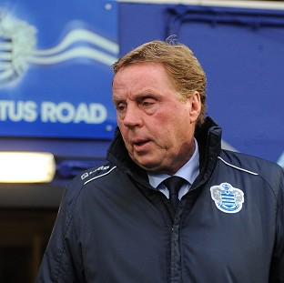 Harry Redknapp's QPR are winless this season and are languishing at the foot of the table