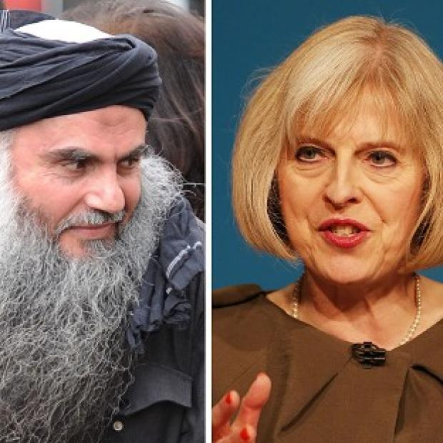 Free Press Series: Theresa May has been granted permission to appeal against the decision to allow Abu Qatada to stay in the UK, a court official said