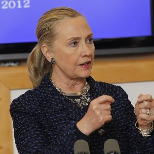 Free Press Series: US Secretary of State Hillary Clinton will speak at Stormont and visit the new Titanic Centre later