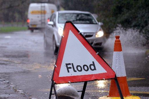 UK on flood alert over Christmas