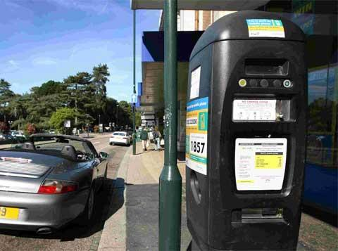 Monmouthshire set for another parking charges review