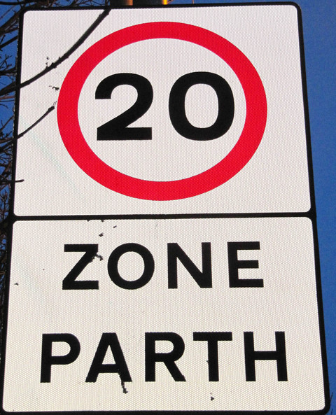 Call for 20mph limits goes to parliament