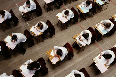 WJEC to offer sample of GCSE exam papers back for free