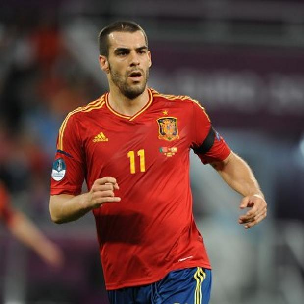 Sevilla striker Alvaro Negredo has been linked with a more to Everton