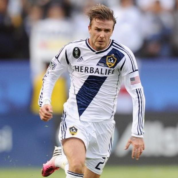 David Beckham is set to undergo a medical at Paris St Germain