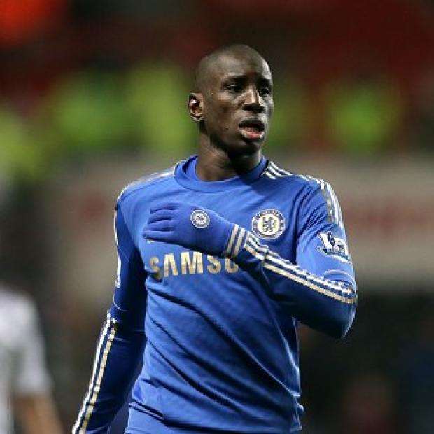 Demba Ba is set to have a mask fitted to protect a facial injury
