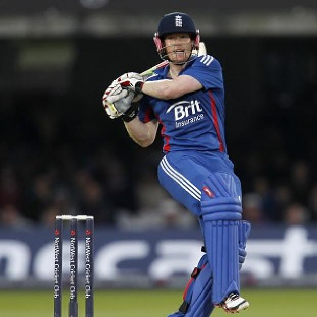 Free Press Series: Eoin Morgan has shrugged off a back complaint