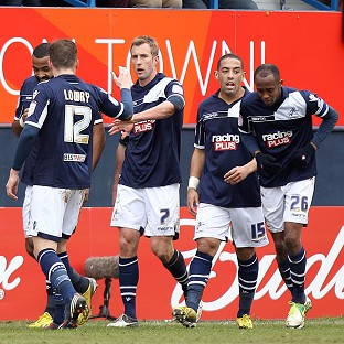 Millwall eased to a 3-0 win over Luton