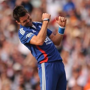 James Anderson is now England's leading wicket-taker across all international formats