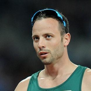 Oscar Pistorius is in court for a second day