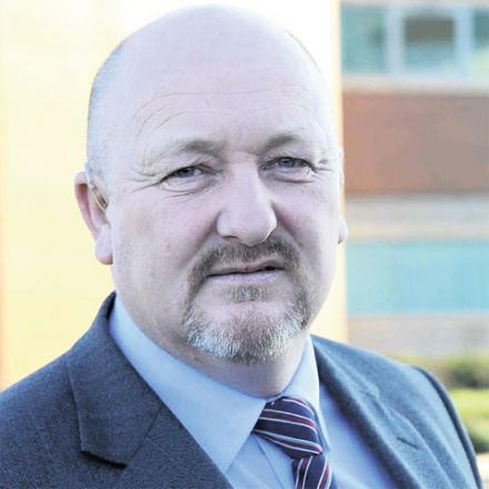 DISAPPOINTED: Council leader Peter Fox