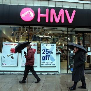 Free Press Series: A further 37 HMV stores are to close, leaving the firm with around 116 outlets