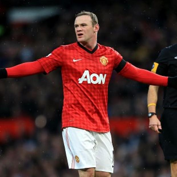 Wayne Rooney sat out Monday's FA Cup victory over Reading with a sinus problem