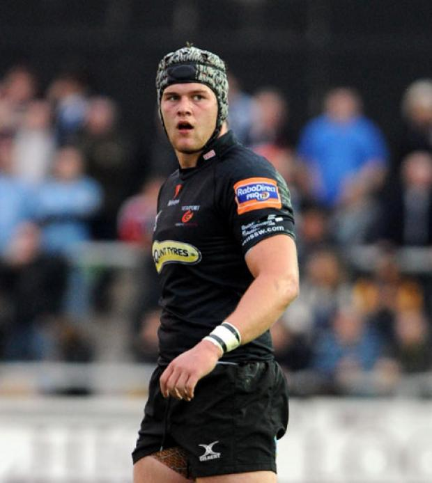 Lydiate makes Dragons return against Ospreys