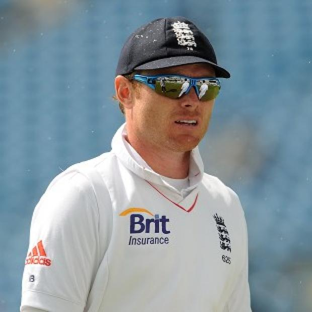 Ian Bell was 127 not out off 182 balls against New Zealand