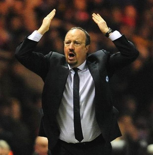 Rafael Benitez confirmed he will leave Chelsea when his contract expires at the end of the season