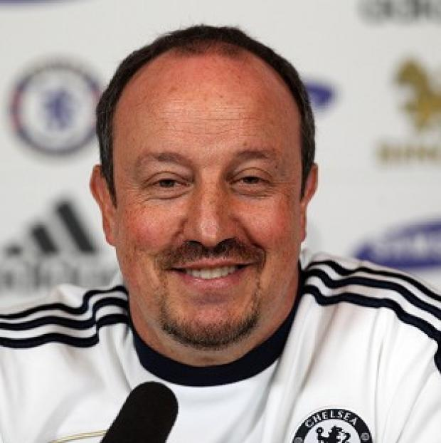 Rafael Benitez insists he only wants what is best for Chelsea