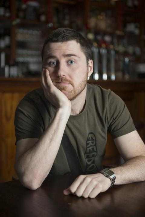Lloyd Langford will be performing his new stand up show across Wales. Picture: Sally McCormack