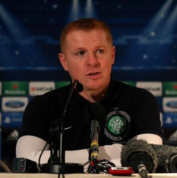 Neil Lennon feels overcoming the first-leg deficit will be a tall order for Celtic