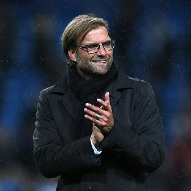 Jurgen Klopp felt his side were on top throughout the second leg