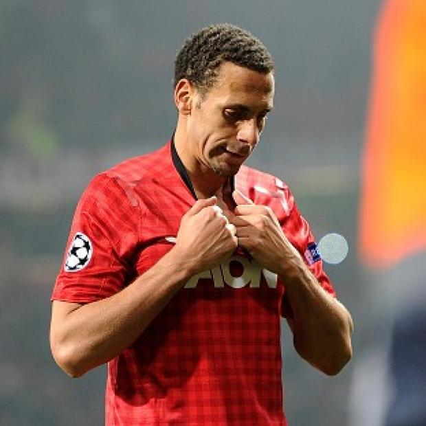 Rio Ferdinand is not facing any sanctions for his actions after the Real Madrid defeat