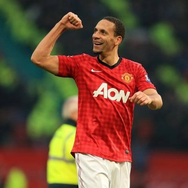 Rio Ferdinand has earned his first England call-up under manager Roy Hodgson