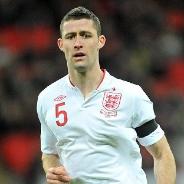 Gary Cahill will miss England's World Cup qualifier against San Marino with a knee injury