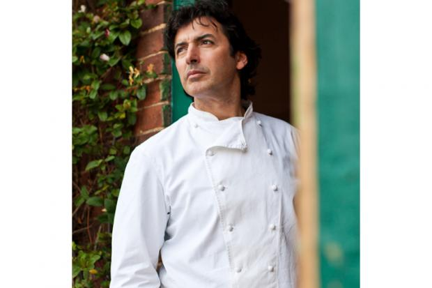 Jean Christophe Novelli will participate in 2013's Caerphilly Food Festival