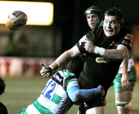 Free Press Series: Gustafson gets chance to impress as Dragons hooker