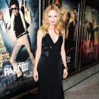 Heather Graham arriving for the European premiere of The Hangover III at the Empire Leicester Square, London