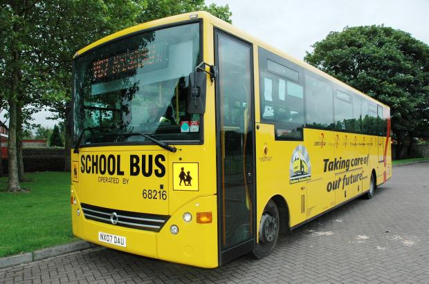 CHANGES: Torfaen school transport