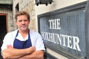 CLOSING: TV Chef Matt Tebbutt to close his top restaurant, the Foxhunter in Nantyderry between Abergavenny and Usk,