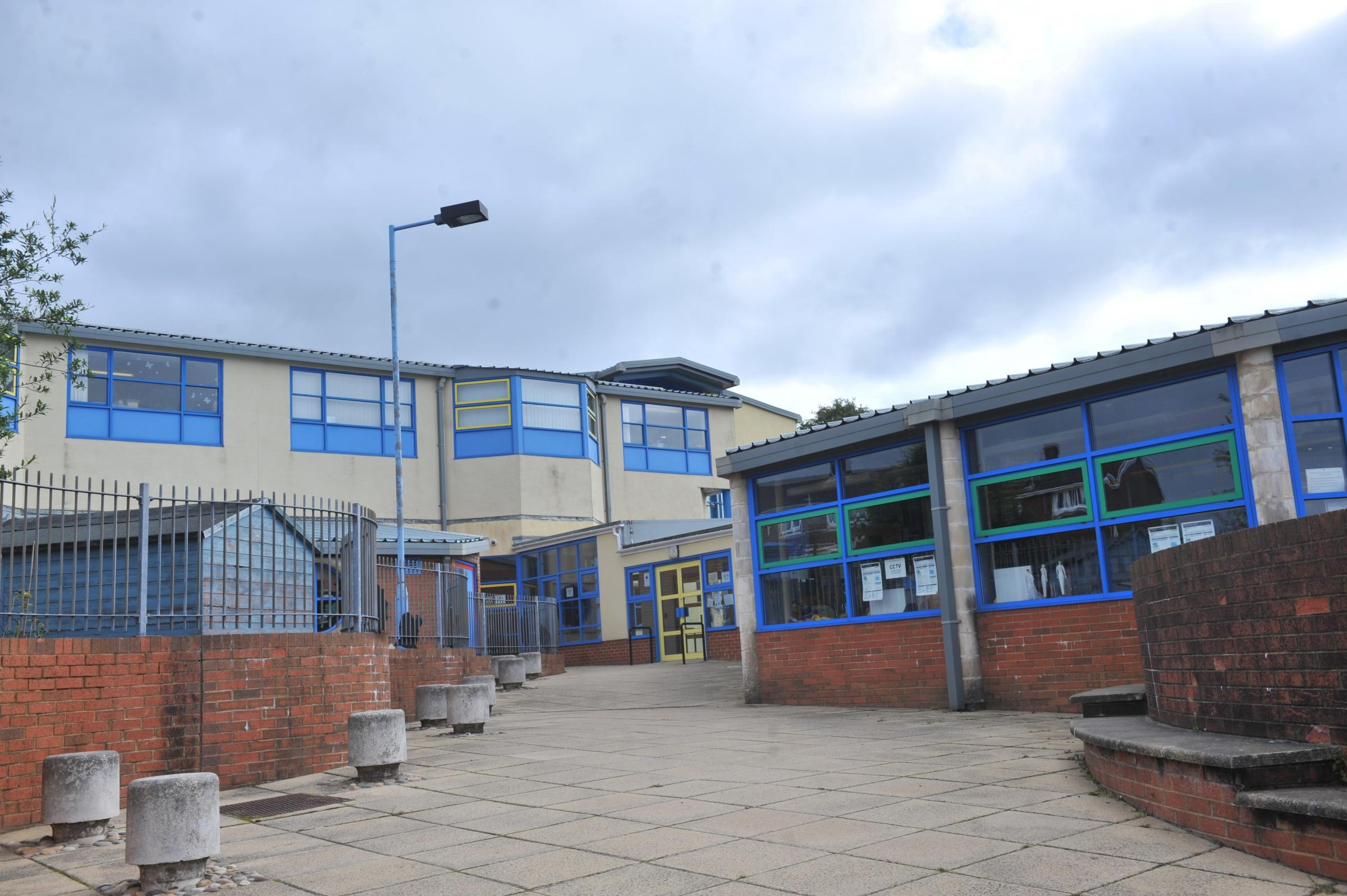 MONITORING: New Inn Primary School