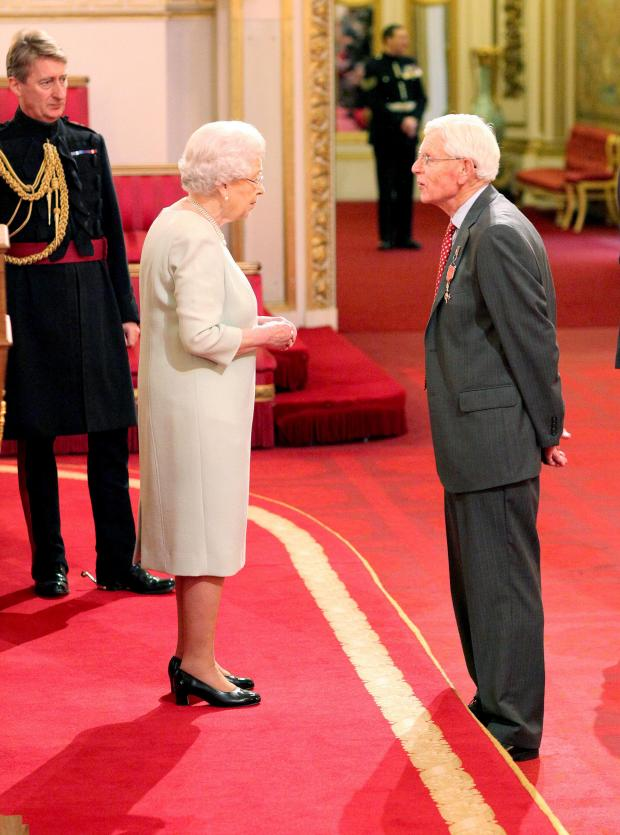 Raglan turkey farmer honoured by Queen