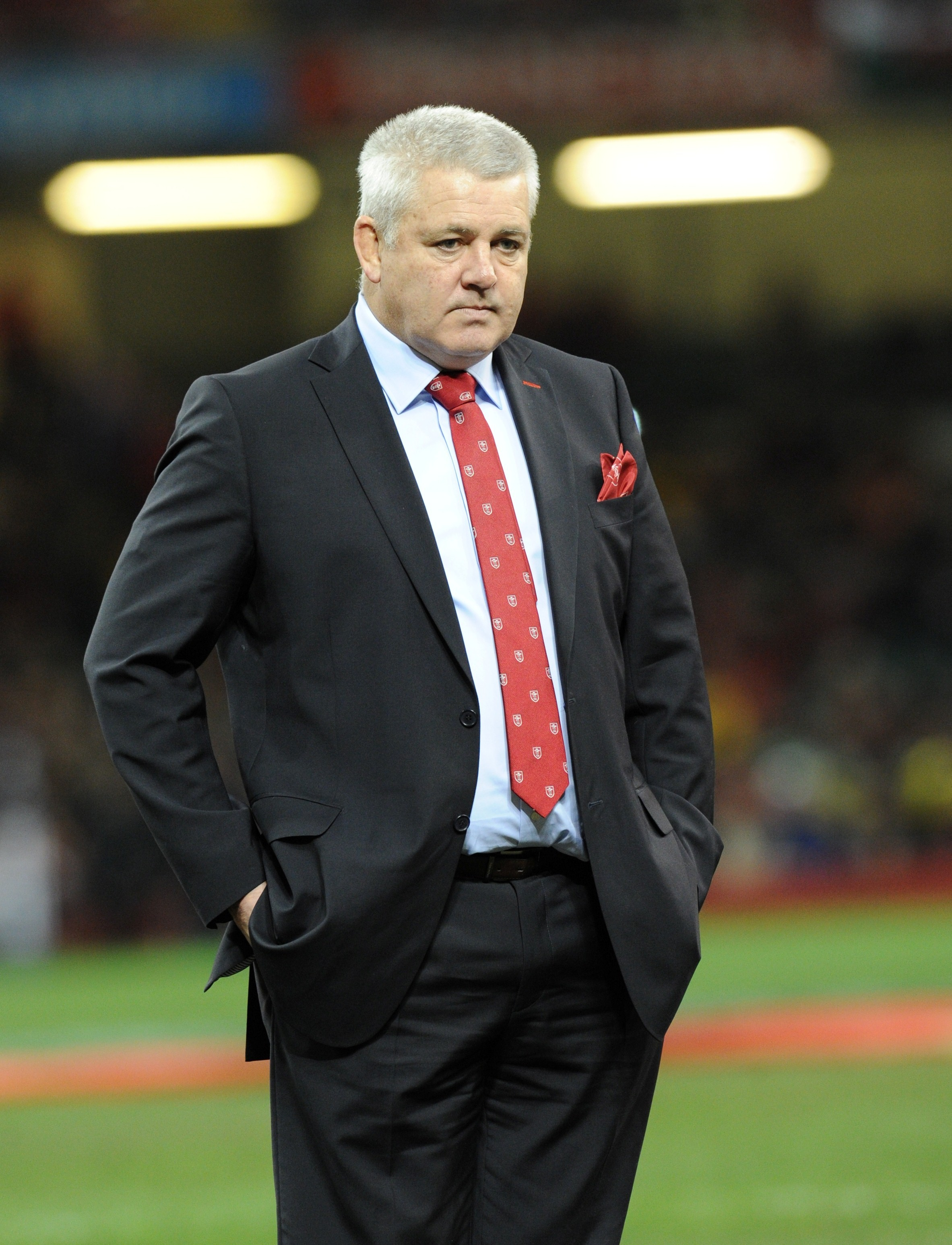 Wales' Six Nations win tops the Lions for coach of the year Warren Gatland